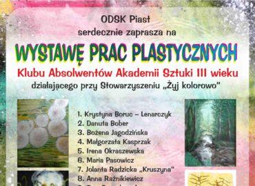 Wystawa prac plastycznych