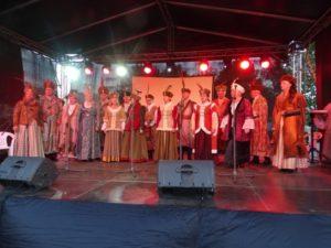 Koncert Chóru Piastuny