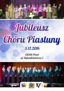 10-lecie Chóru Piastuny - 03.12.16