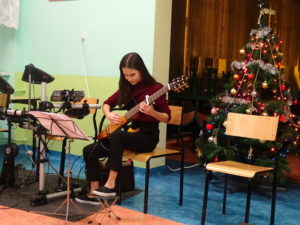 Koncert gitarowy - 12.01.2018