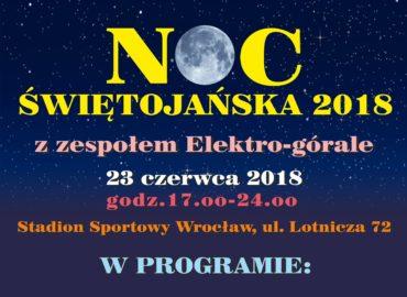 Noc świętojańska 2018