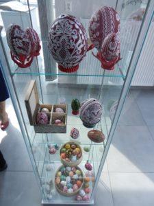 Wystawa pisanek
